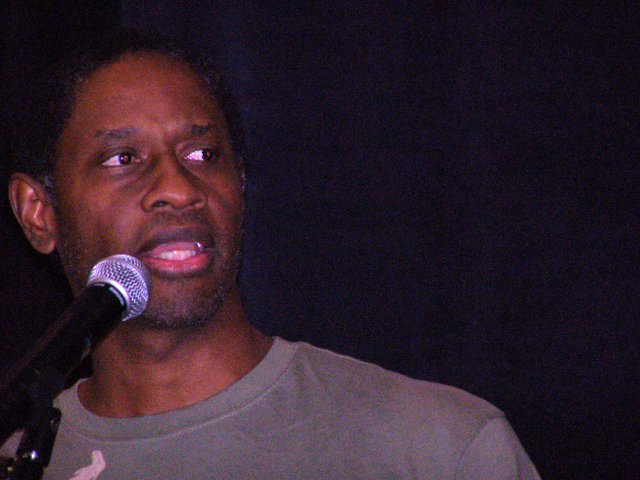 Tim Russ at a Q & A in Orlando, Oct. 28, 2006