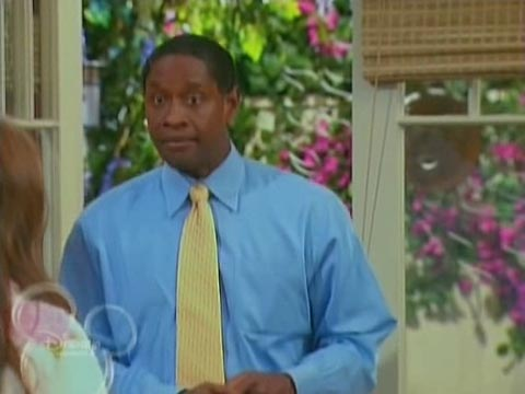 Tim Russ as Dr. Meyer Hannah Montana, episode I am Hannah, Hear Me Croak
