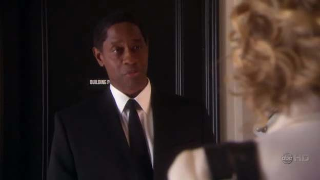 "Tim as Frank, the Doorman, ep. ""The Virgin"" of ""Samantha Who?"""