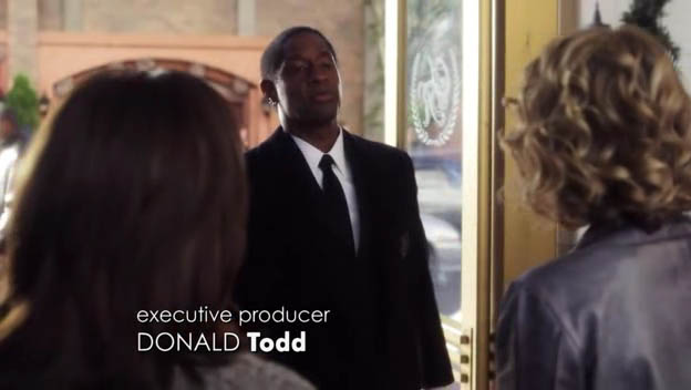 "Tim as Frank, the Doorman, ep. ""The Wedding"" of ""Samantha Who?"""